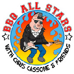 BUY - BBQ ALL STARS ... with Chris Cassone & Friends