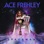 BUY >> ACE FREHLEY : Spaceman (vinyl album)