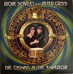 "Richie Scarlet feat. Peter Criss ""The Catman & The Emperor""  (2020)"