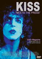 KISS MEETS THE PRESS DVD 2011