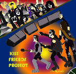 KISS FRIENDS PROJECT - The Legends